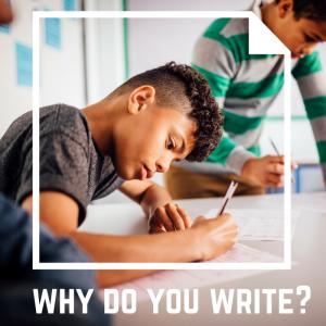 Why I Write II