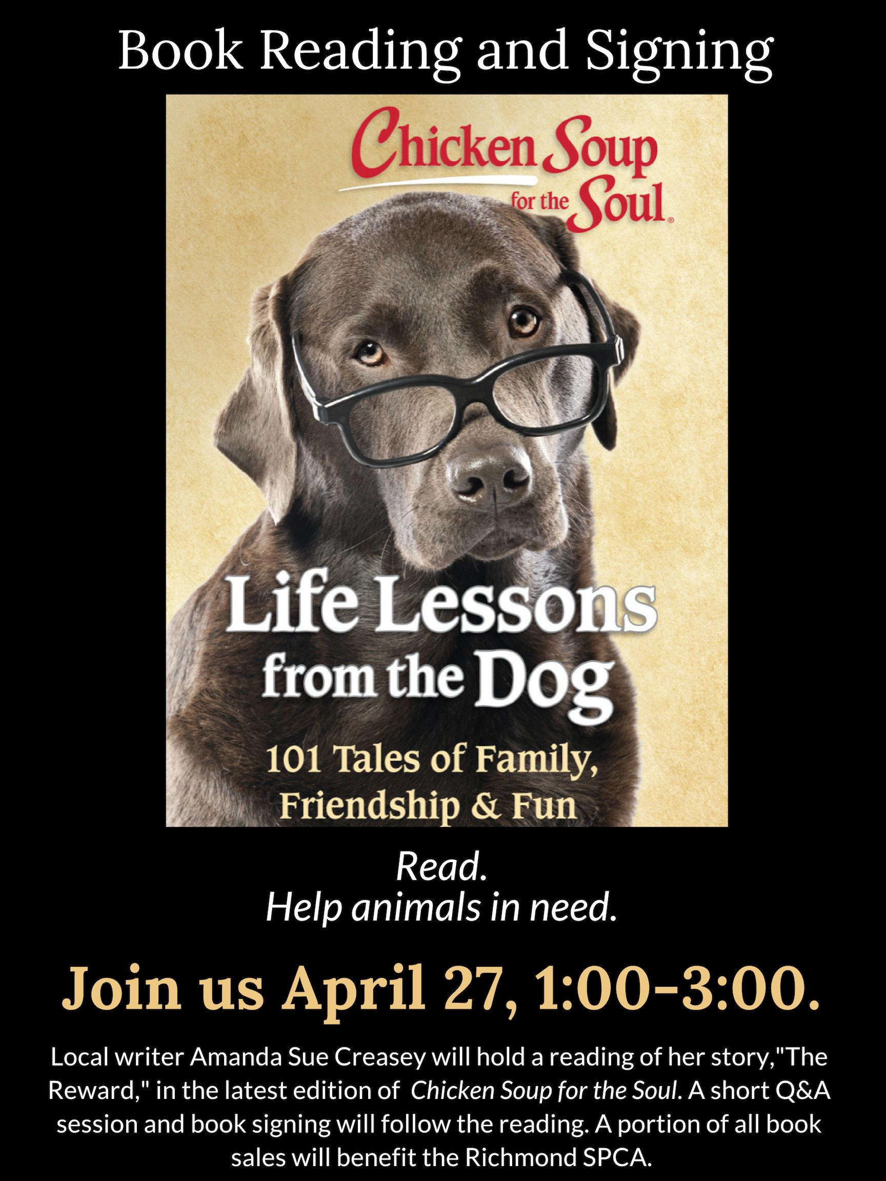 Poster Richmond SPCA