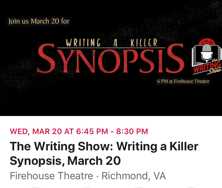 Synopsis Writing Show