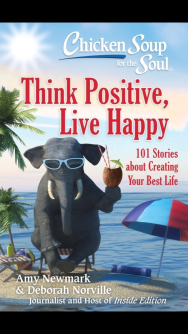 Jack and Sadie are featured in two other Chicken Soup for the Soul titles, Think Positive, Live Happy and Life Lessons from the Dog.